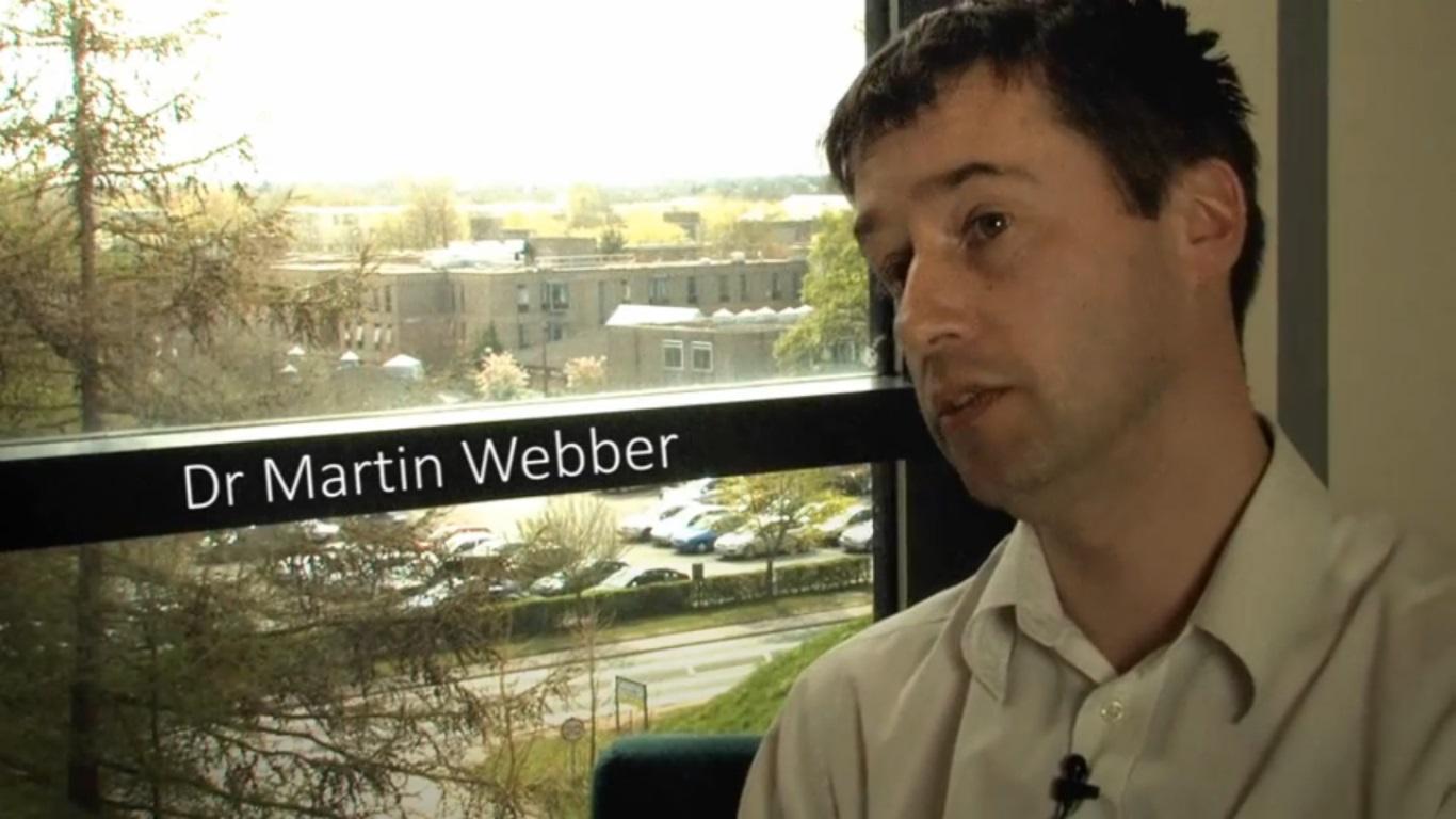 Dr Martin Webber
