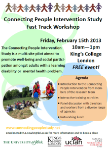 Fast Track Workshop