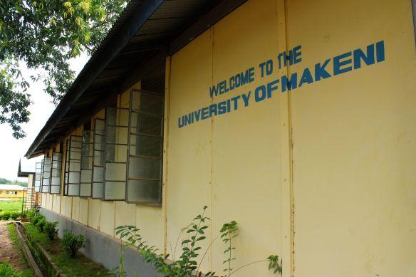 University of Makeni