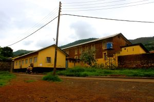 Sierra Leone Psychiatric Hospital in Kissy